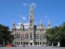 维也纳市政厅-维也纳-1390169****