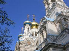 圣彼得保罗教堂-卡罗维发利-晚安小姐