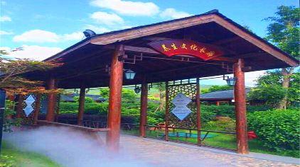 贵安温泉度假村 图片-走廊