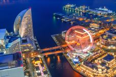 横滨港未来21-横滨-尊敬的会员