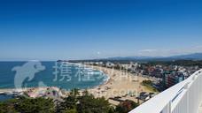 白色海洋城堡度假村温泉水世界