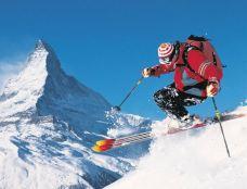 九顶塔滑雪场-济南-是条胳膊
