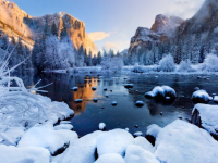 Domestic Winter Tour in US: National Parks in America