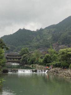 腊洞侗寨-黔东南-无庙和尚