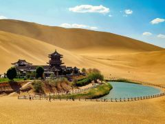 大漠孤烟,佛国仙乡,丝绸之路经典5日游