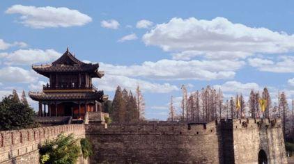 荆州古城2