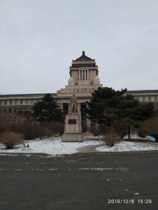 伪满洲国国务院旧址-长春