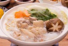 福冈美食图片-鸡肉水炊锅