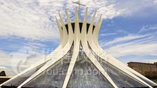 巴西利亚天主教大教堂