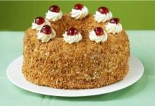 法兰克福美食图片-皇冠蛋糕