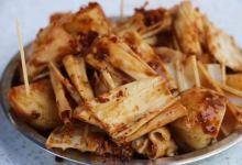 锦州美食图片-豆皮