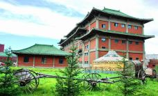 呼伦贝尔民族博物院-海拉尔-二舅