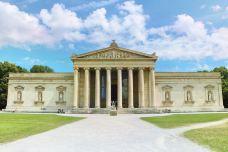 古代雕塑展览馆-慕尼黑-doris圈圈