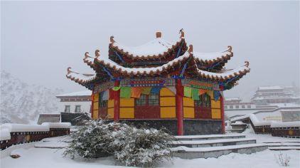 冬阿旺丹德尔纪念馆