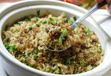 阳江美食图片-鹅乸饭