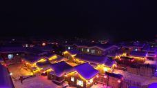 雪乡棒槌山观景台