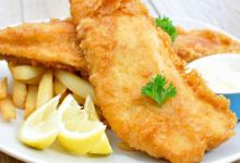 宿务美食图片-炸鱼