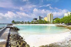Artificial海滩-马累-doris圈圈