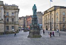 爱丁堡国会广场-爱丁堡-doris圈圈