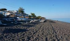 卡马利黑沙滩-圣托里尼-zhulei831230