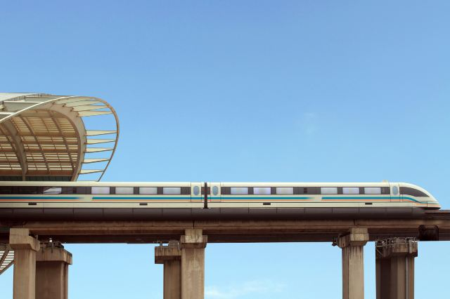 Shanghai Maglev Train-The Fastest Train from PVG to Downtown Shanghai