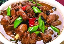 连云港美食图片-东海小公鸡