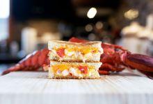 温哥华美食图片-加拿大大西洋龙虾