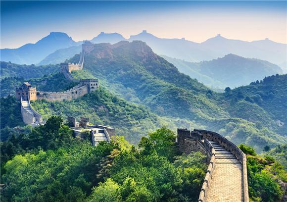 2017国内十佳旅游目的地