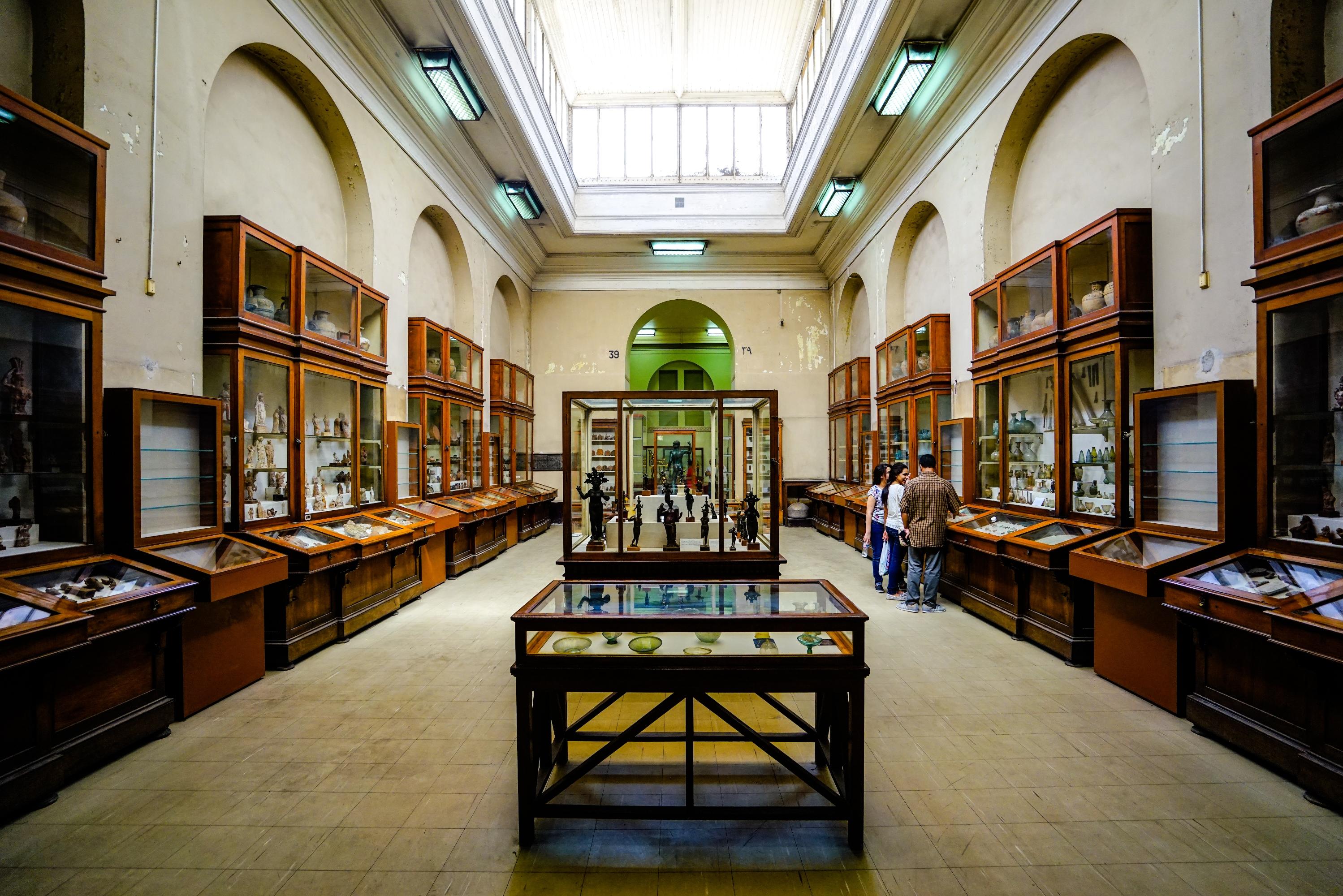 開羅 埃及博物館半日遊(中文導遊/酒店接送)