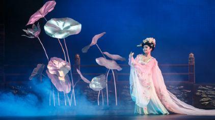 049 陕西省歌舞剧院《唐乐舞》摄影@舞蹈中国-刘海栋
