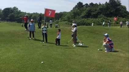 梁子湖高尔夫06