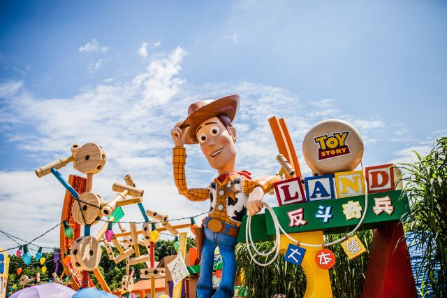 Six Global Disneylands