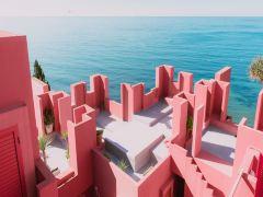 8日巴塞罗那+伊比沙·纪念碑谷+粉湖+派对海岛