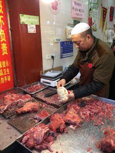 刘纪孝腊牛羊肉-西安-当地向导逍遥遊