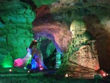 灵岩洞国家森林公园-婺源-山在穷游