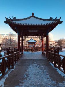 朝阳湖公园-辉南-M91****95