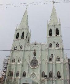 圣萨巴斯第安教堂-马尼拉-多多