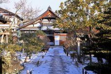 天龙寺-京都-doris圈圈