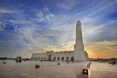 穆罕默德·伊本·阿卜杜勒·瓦哈卜阿訇酋长清真寺-多哈-doris圈圈