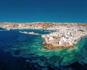 Guide to The beautiful Aegean Sea Island: Mykonos