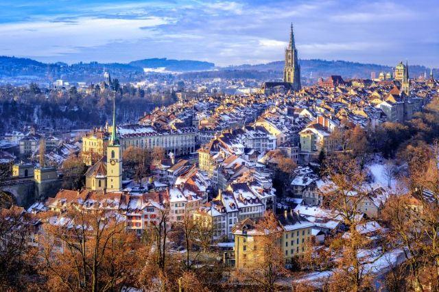 【伯恩攻略】穿越到最低調的中世紀首都,美到爆炸的伯恩全攻略