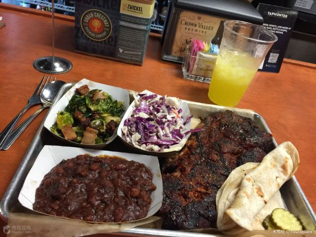 Top 10 BBQ Spots in The US