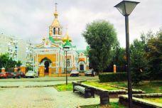 St. Nicholas Kazan Cathedral-鄂木斯克