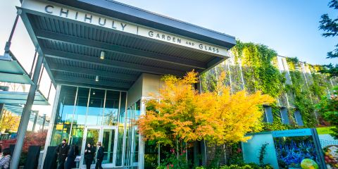 奇胡利玻璃藝術園