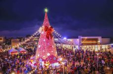 桃园华泰名品城圣诞村-桃园市-是条胳膊