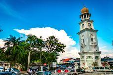 Queen Victoria Memorial Clocktower-乔治市-C-IMAGE