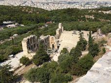 阿迪库斯剧场-雅典-徐团