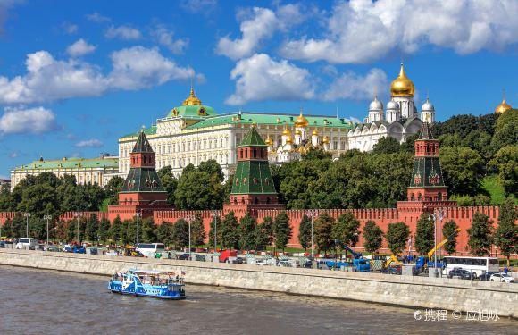 莫斯科克里姆林宮教堂廣場建築群門票