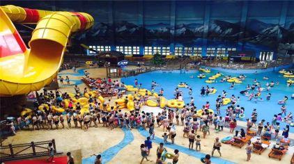 长白山水乐园 (2)