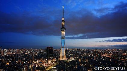 【東南】東京晴空塔(2)